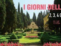 I giorni delle rose in Villa Fidelia a Spello