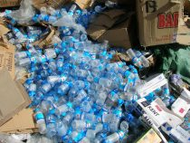 L'inquinamento della plastica