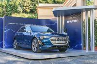 Mobilità sostenibile: auto elettriche Audi e-tron per le perle dell