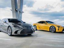 Auto elettriche: Lexus segna grandi numeri