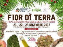 Fior di Terra, Festival dell'Agricoltura del Lazio | Itinerarinelgusto