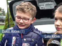 Innovation : deux enfants inventent un réservoir lave-glace qui utilise l'eau de pluie pour se remplir