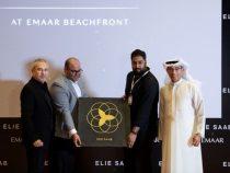 Emaar und ELIE SAAB kündigen weltweite Zusammenarbeit bei Gestaltung von hochwertigen Innenräumen für prominente Immobilie in Emaar Beachfront an